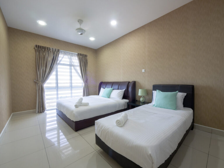 3-Bedrooms Home at Skysuites