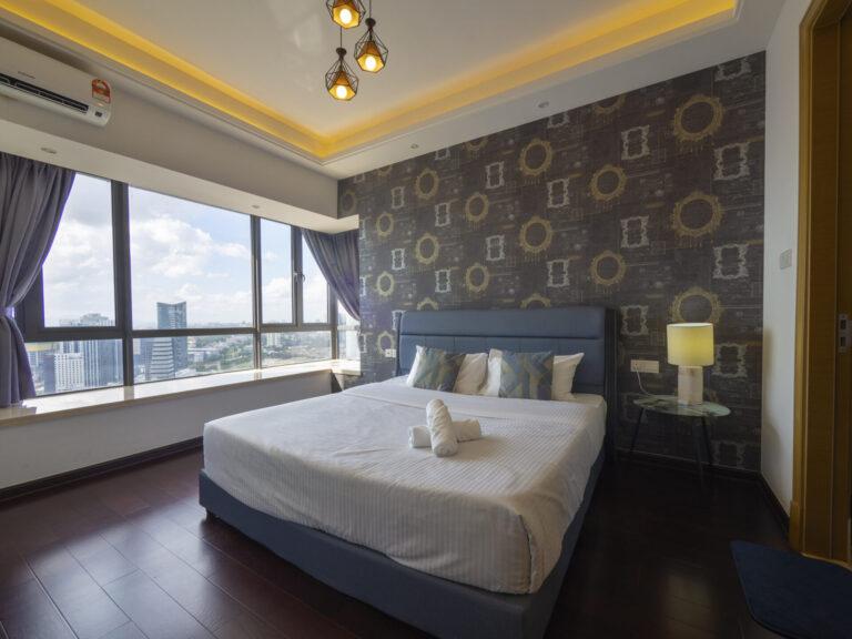 R&F-mall-homestay-airbnb-johor-bahru