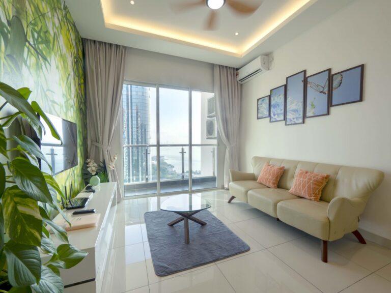 2-Bedrooms Home at Skysuites